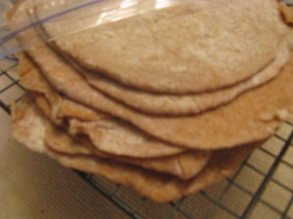 Yummy tortillas